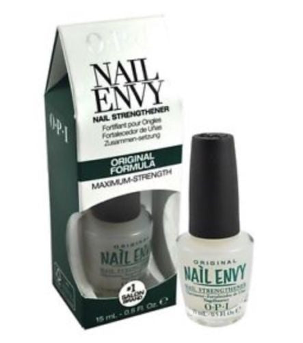 NEW ~ In BOX OPI Nail Treatment Strengthener Envy ORIGINAL .5oz NT T80 FULL Size