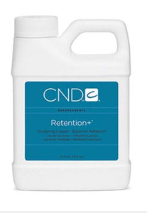 NEW Sealed Bottle CND Retention + Sculpting Liquid 16 oz. 473 mL SUPER ADHESION