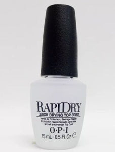 NEW ~ OPI RapiDry Rapid Dry Top Coat no box FULL Size .5 oz AUTHENTIC