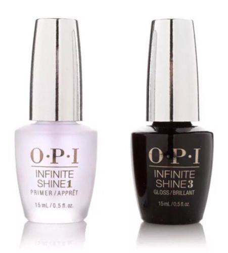 NEW ~ OPI Infinite Shine Base & Top Coat DUO T10 T30 AUTHENTIC HOT SALE!