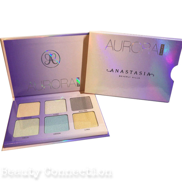Anastasia Beverly Hills Aurora Glow Kit Face Highlighters