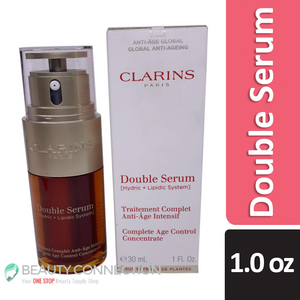 Clarins Double Serum Complete Age Control Concentrate 1.0 oz