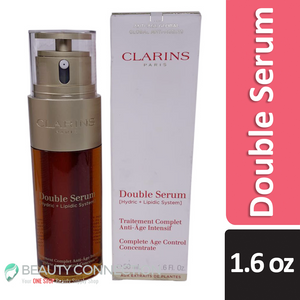 Clarins Double Serum Complete Age Control Concentrate 1.6 oz