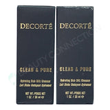 Decorte 7 Pcs Deluxe Sample Set Travel Size - Serum Concentrate and Cleanser