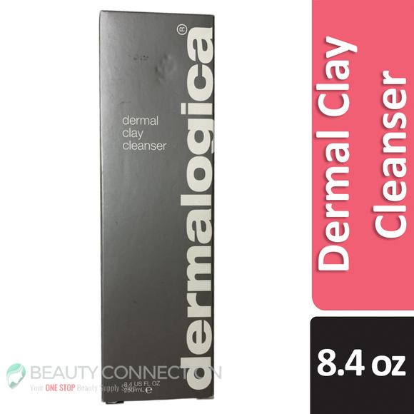 Dermalogica Dermal Clay Cleanser, Face Wash for Oily Skin 8.4 oz