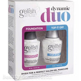 Gelish Dynamic Duo Soak-Off Gel Polish - Foundation & Top It Off
