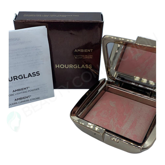 Hourglass Ambient Lighting Blush in Dim Fusion (Subdued Coral) 0.15 oz