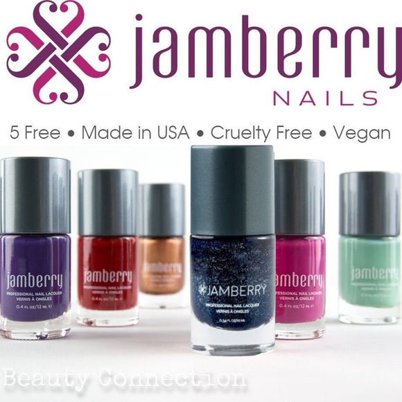 Jamberry Nail Lacquer Polish .34oz