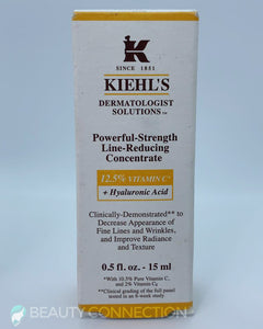 Kiehl's Powerful- Strength Line Reducing Concentrate Vitamin C Serum