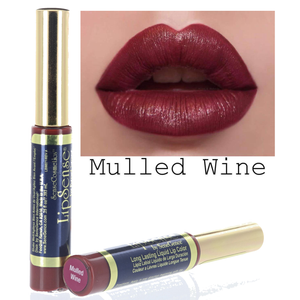 LipSense by SeneGence Long Lasting Liquid Lip Color - Mulled Wine 0.25oz
