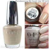 OPI Infinite Shine Nail Lacquer Polish .5oz