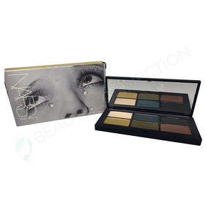 NARS Cosmetics Glass Tears 6 Color Eyeshadow Palette