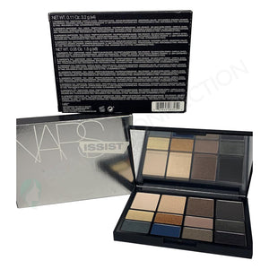 NARS Narsissist L'amour Toujours L'amour 12 Color Eyeshadow Palette Limited Edition