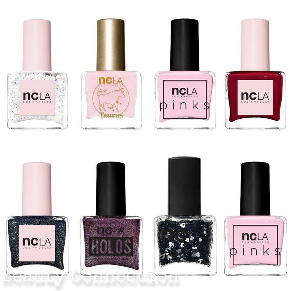 NCLA Beauty Nail Lacquer Polish 13.3ml / 0.5 fl.oz
