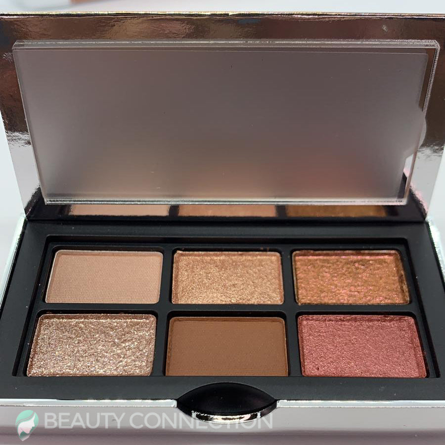 Nars Narsissist Wanted 6 Shade Mini Eyeshadow Palette 0 02 Oz Beauty Connection