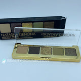 Natasha Denona 5-Shade Mini Gold Eyeshadow Palette