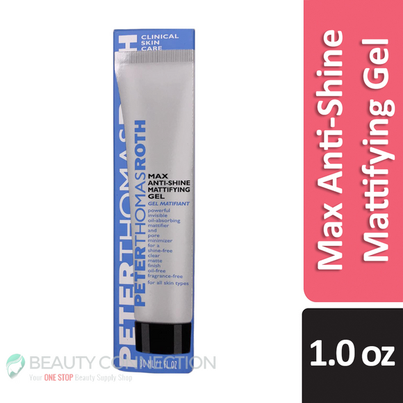Peter Thomas Roth Max Anti-Shine Mattifying Gel 1 oz