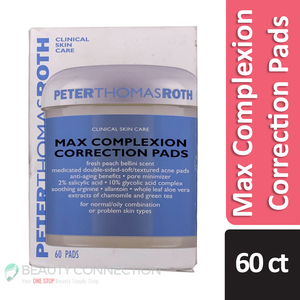 Peter Thomas Roth Max Complexion Correction Pads - 60 Pads