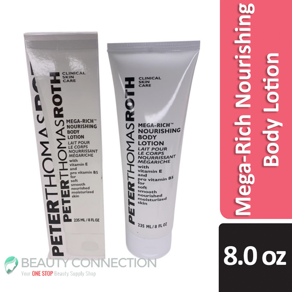Peter Thomas Roth Mega-Rich Nourishing Body Lotion 8 oz