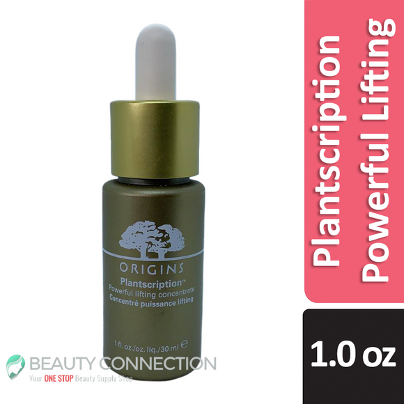 Origins Plantscription Powerful Lifting Concentrate Facial Serum 1 oz