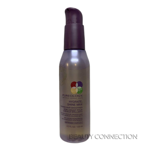 Pureology Hydrate Shine Max Shining Hair Smoother 4.2 oz
