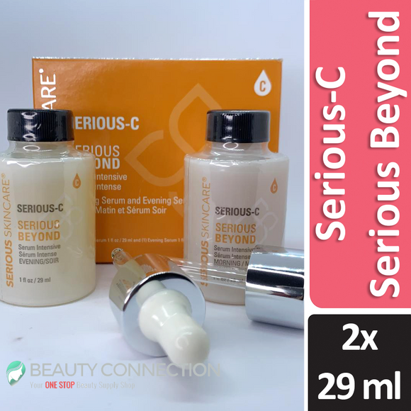 Serious Skincare Serious-C Serious Beyond Serum Intensive - Morning & Evening