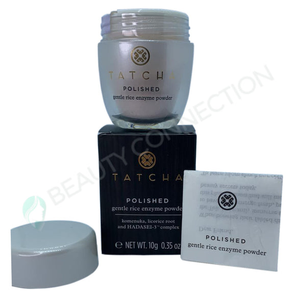 Tatcha Polished Gentle Rice Enzyme Powder 10 g / 0.35 oz