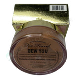 Too Faced Dew You Fresh Glow Translucent Setting Powder in Radiant Caramel 0.31 oz