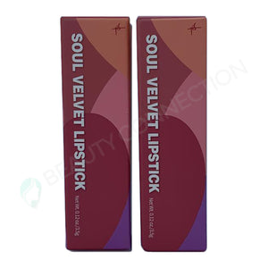 "2 X Touch in Sol Pretty Filter Soul Velvet Lipstick ""Seoul Rose"" 3.5 g"
