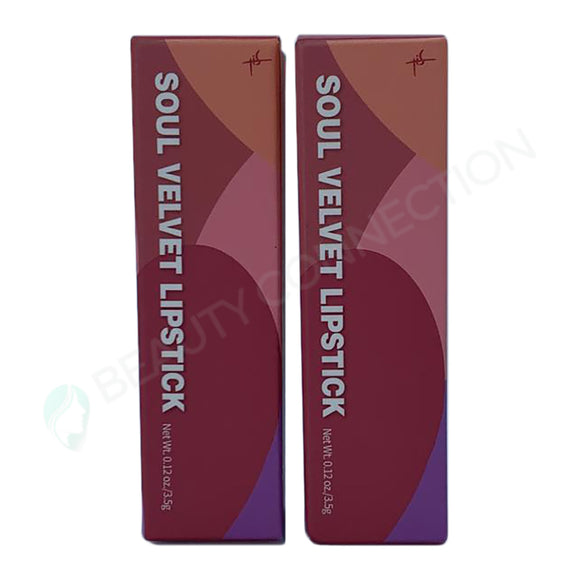 2 X Touch in Sol Pretty Filter Soul Velvet Lipstick