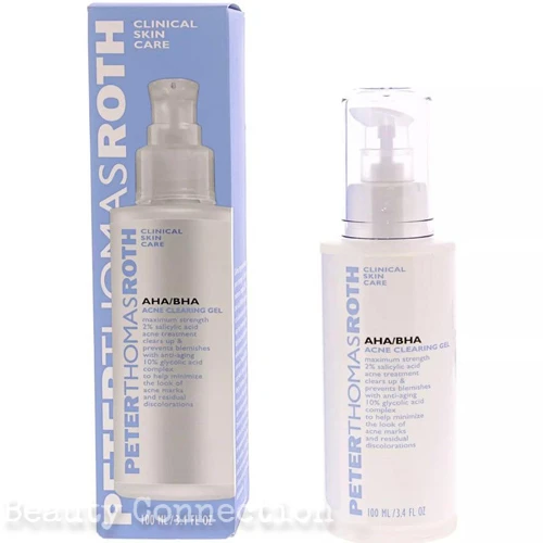 Peter Thomas Roth AHA/BHA Acne Clearing Gel Maximum Strength 3.4oz