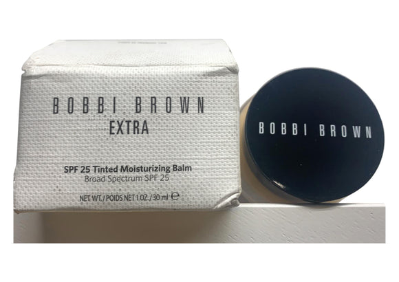 Bobbi Brown Extra Tinted Moisturizing Balm - Light to Medium Tint SPF25 1 oz