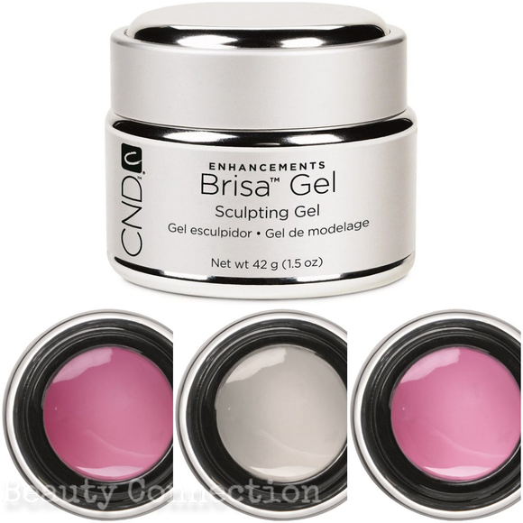 CND Enhancements Brisa Nail Sculpting Gel 1.5oz