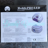 Color Club Gel MobilePRO Wireless Rechargeable LED Light Nail Dryer Lamp