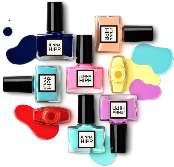 Jenna Hipp Mini Nail Lacquer Polish 5ml / 0.16 fl oz