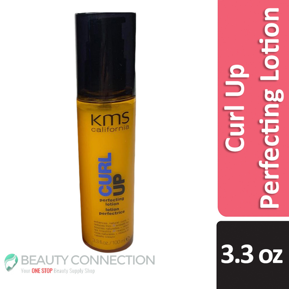 KMS California Curl Up Perfecting Lotion 3.3 oz