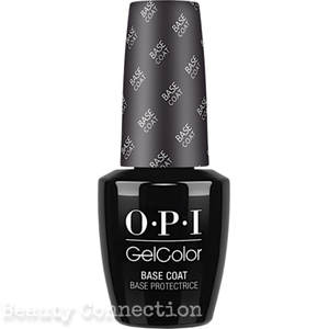 OPI GelColor Soak Off Gel Polish Base Coat 15ml - 0.5 Oz GC 010