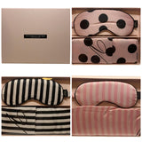 Victoria's Secret Pink Eye Mask and Pillowcase Gift Set