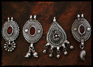 Bedouin Silver and other Tribal Beauties