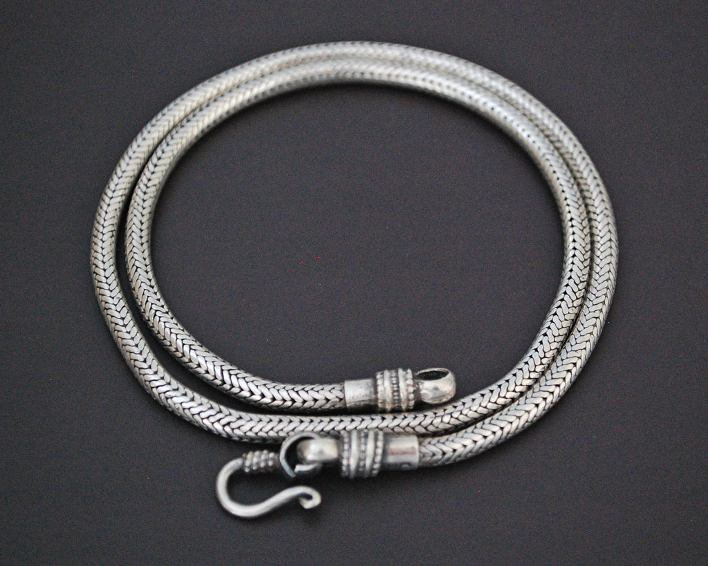 Indian Snake Chain Necklace