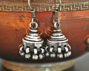 Rajasthani Jhumka Earrings - SMALL