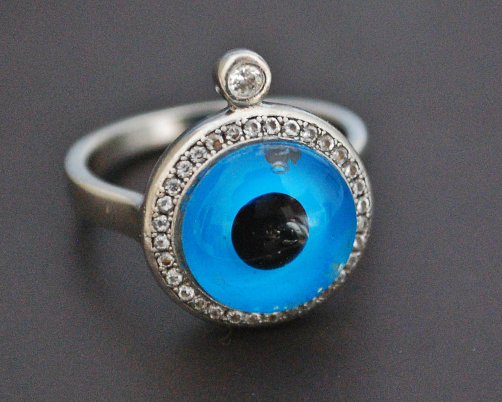 Eye Ring - Size 7