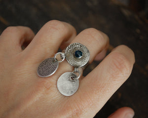 Berber Coin Ring - Size 6