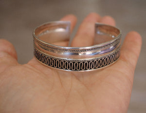 Ethnic Cuff Bracelet from India