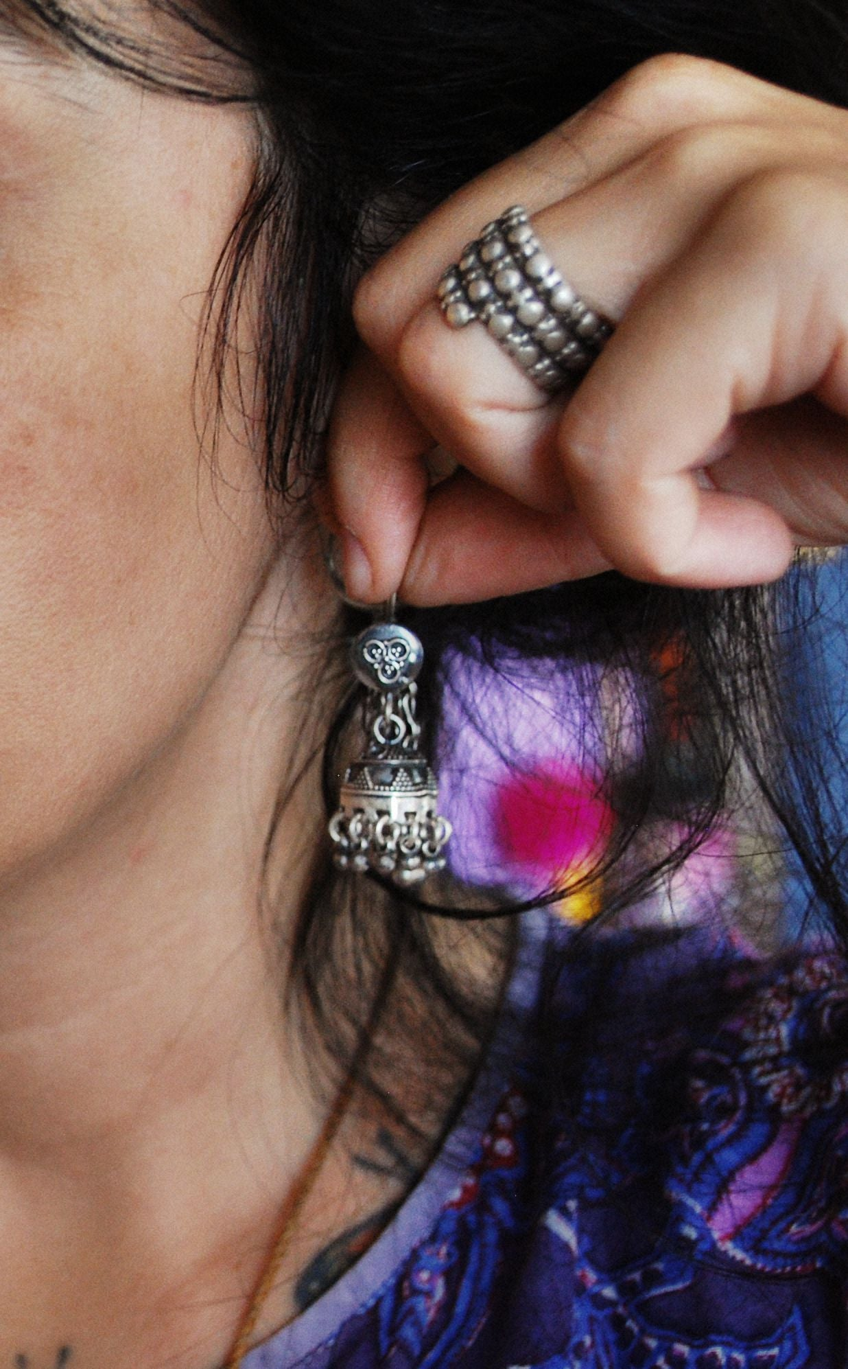 Rajasthani Jhumka Earrings