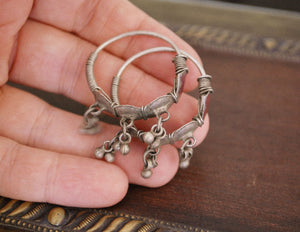 Indian Tribal Hoops with Bells