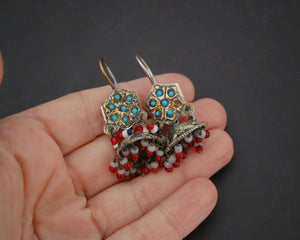 Tribal Kashmiri Jhumka Earrings