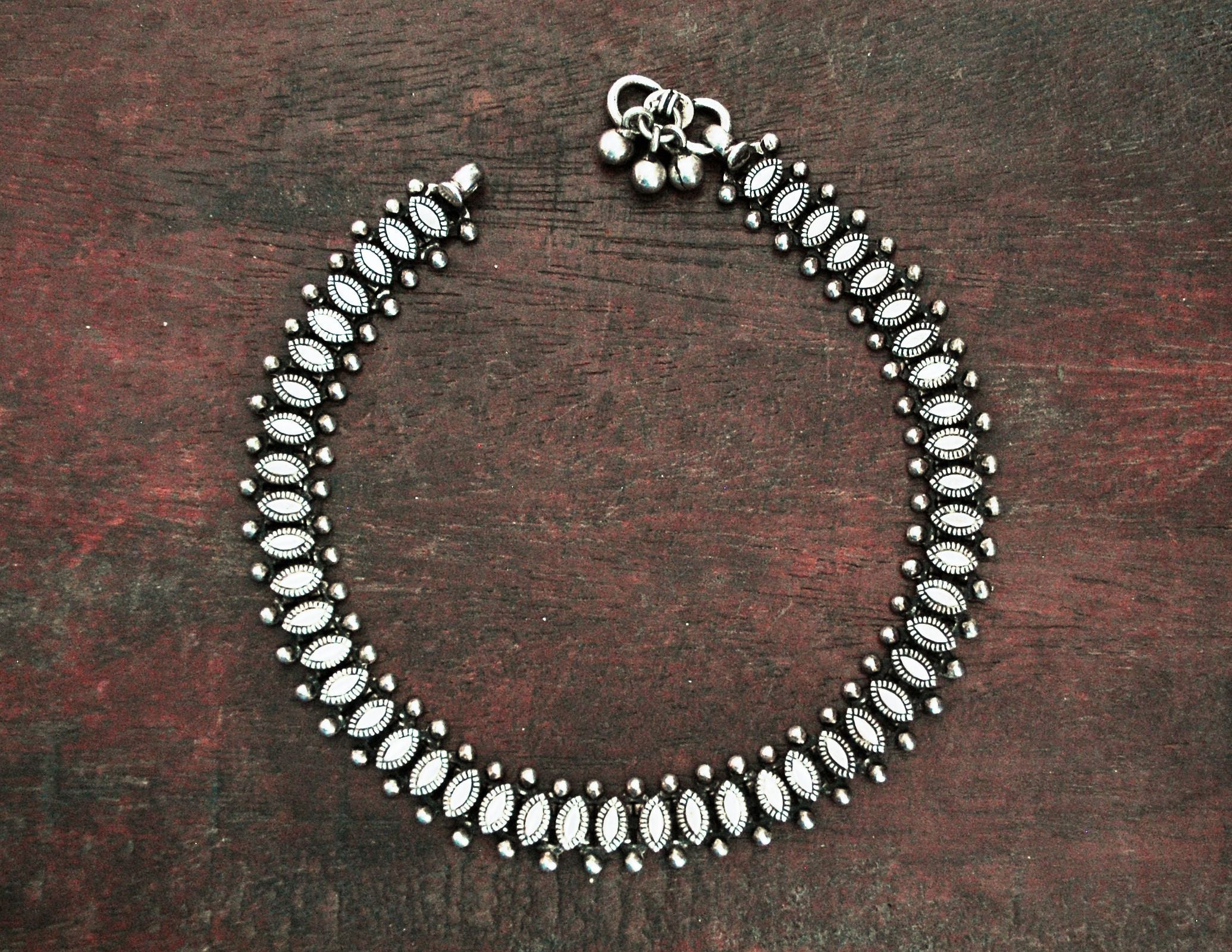 Rajasthani Anklet with Bells