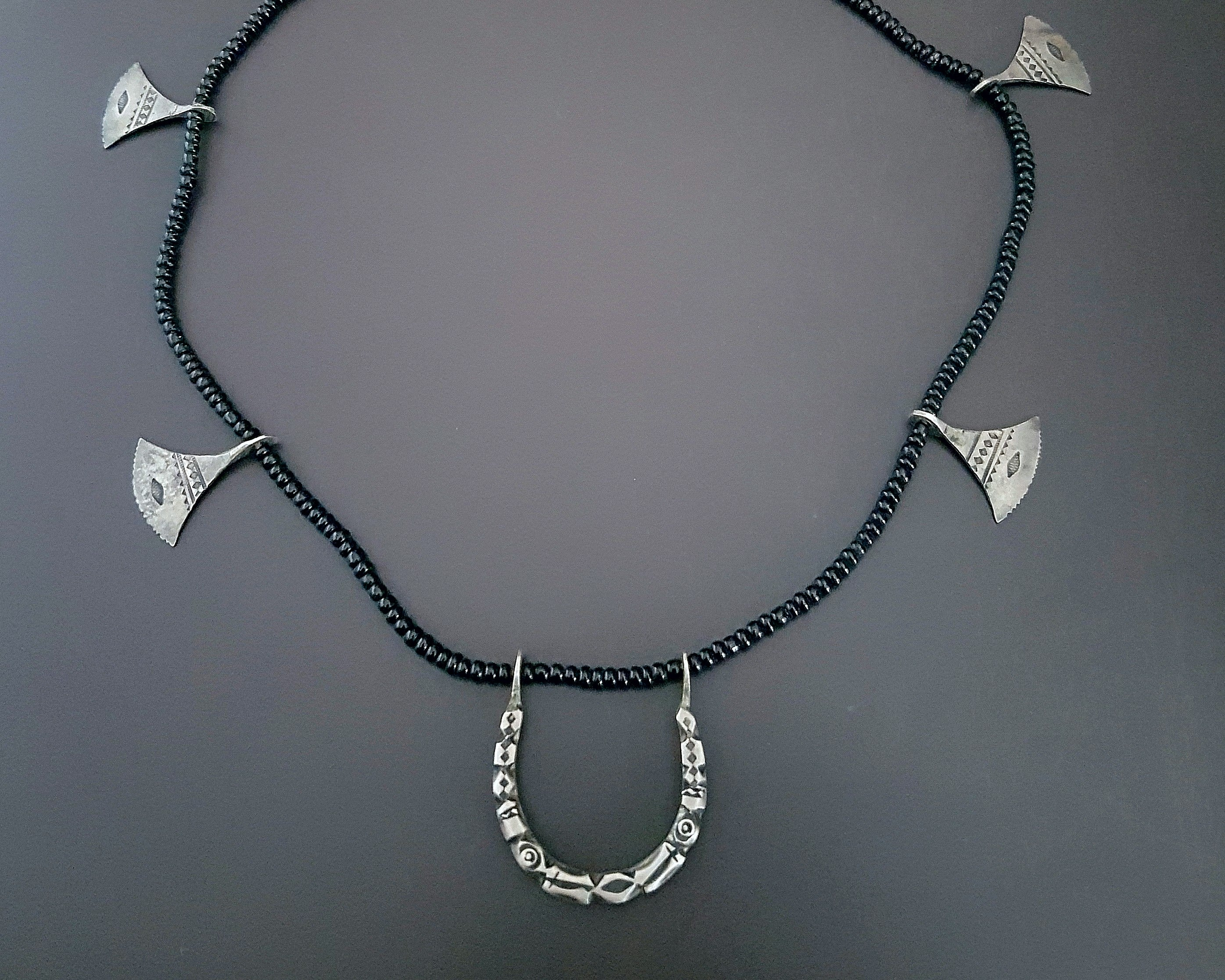 "Tuareg ""Chat Chat"" Necklace"