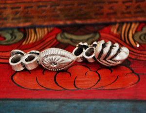 Tribal Rajasthani Silver Charms